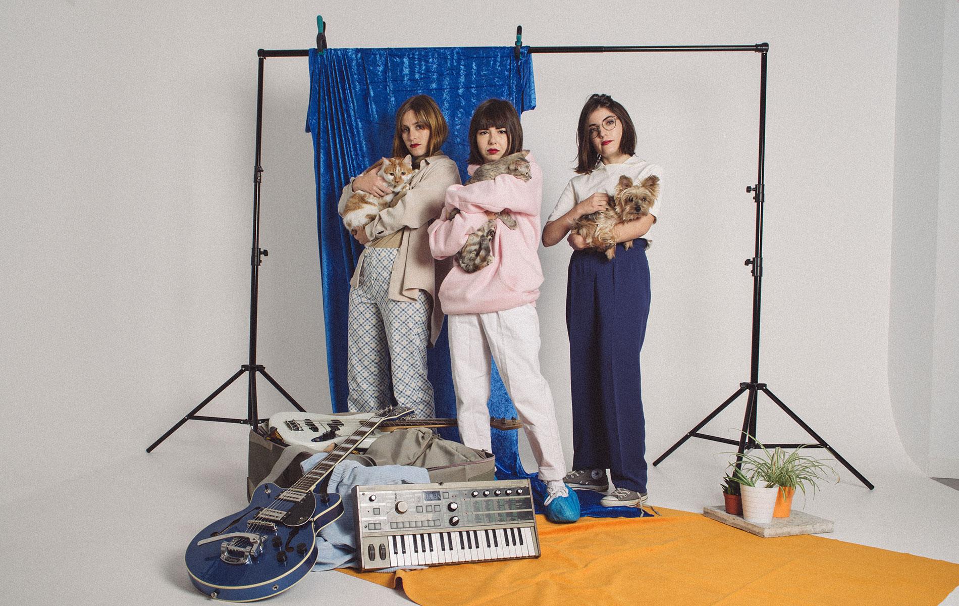 Grupo musical: Cariño