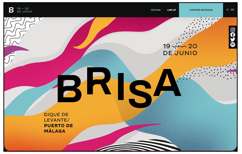 Festival Brisa - Málaga
